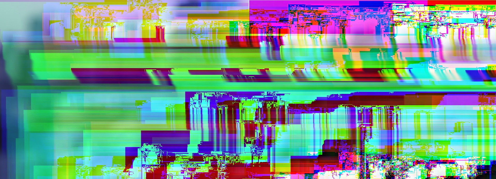 QnA VBage The Art of PNG Glitch